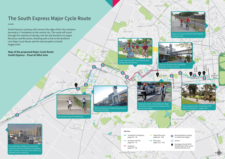 CCC MCR S Express 19 Map