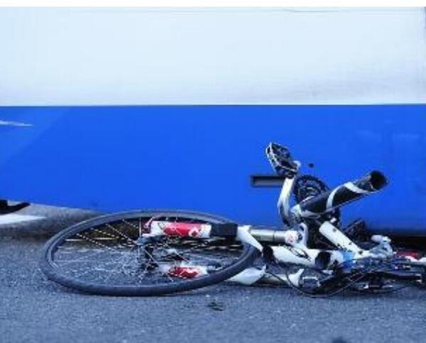bus on bike